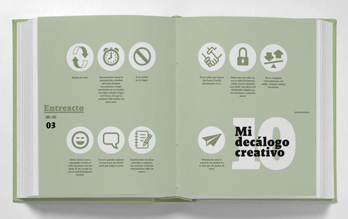 Libro 100 ideas para llevar, Pep Torres