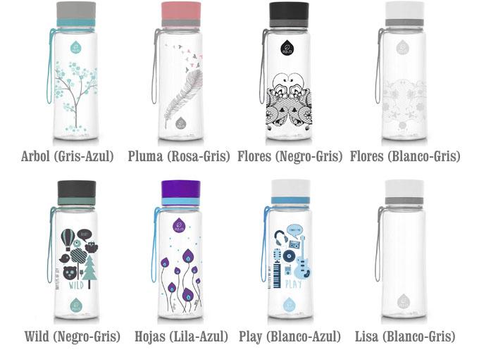 Botellas EQUA BPA-Free