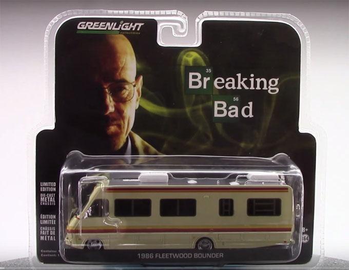 Caravana Breaking Bad