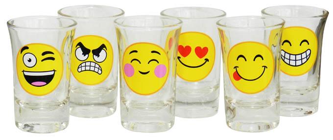 Comprar chupitos emojis emoticonos
