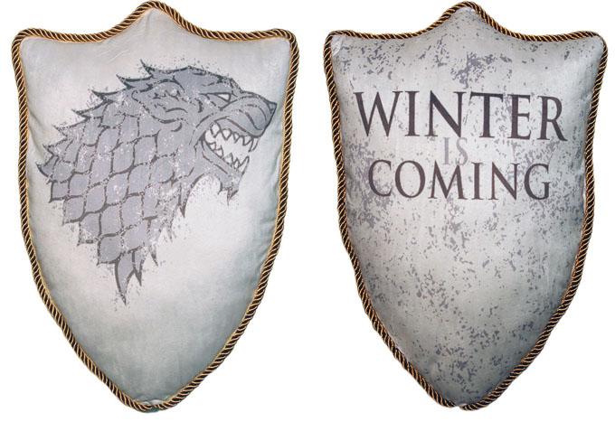 Cojin Juego de Tronos, casa Stark