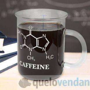Taza Qu 237 Mica F 243 Rmula Molecular De Cafe 237 Na Quelovendan