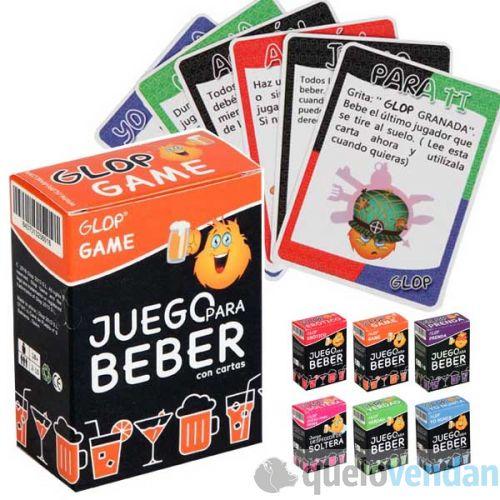 Juegos De Cartas Para Beber Glop Quelovendan