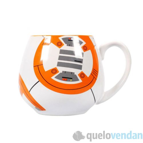 Cojin droide BB 8 de Star Wars Quelovendan