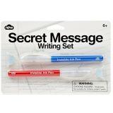 Bolígrafo de tinta invisible (pack 2)