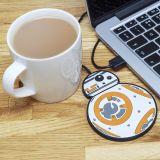 BB-8 USB, Mantiene caliente el café