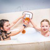 Canasta de basket para baño