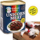 Carne de Unicornio en lata (Peluche)