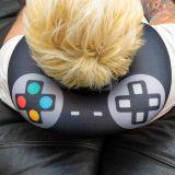 Cojín para el cuello Gaming, mando de consola