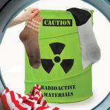 Cubo ropa sucia Toxic Laundry