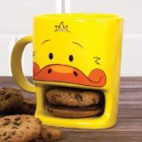 Taza Galletero Patito hambriento