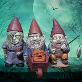 Gnomos de Jardín Zombie, Pequeños (3)