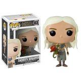 Figura Funko Pop! Daenerys con dragón Rhaegal, de Juego de Tronos