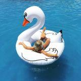 Flotador hinchable Cisne blanco o negro