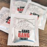 Condón, preservativo The GANG BANG Theory