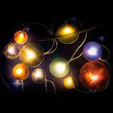 Guirnalda Sistema Solar (cadena de luces)