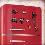 Set 18 Imanes Avengers de Marvel
