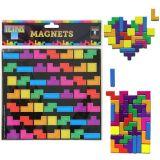Imanes de nevera Tetris