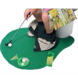Kit juego de golf para WC