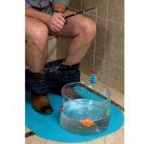 Kit juego de pesca para WC