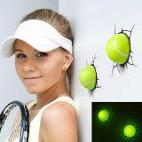 Lámpara ambiental 3D Pelotas de Tenis (2)