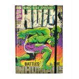 Libreta Hulk Marvel Comics