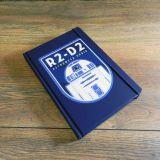 Libreta premium A5 R2-D2 de Star Wars
