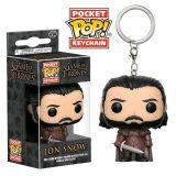 Llavero Pocket Pop! Jon Snow de Juego de Tronos