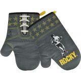 Rocky, guantes de cocina y boxeo
