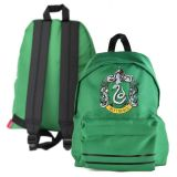 Mochila de la casa Slytherin Harry Potter