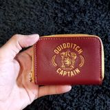 Cartera Monedero Capitán de Quidditch Gryffindor