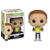 Figura Funko Pop! Morty con semillas de Rick & Morty