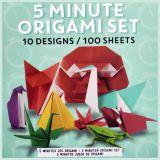 Set de Origamis de 5 minutos, papiroflexia