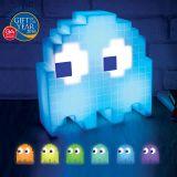 Lámpara ambiental Fantasma de Pac-Man