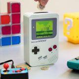 Hucha oficial Game Boy de Nintento