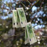 Pañuelos de papel Billetes 100 Euros