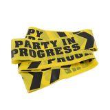 Cinta Escena del Crimen para fiestas Party in Progress - Happy Birthday