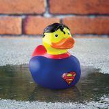 Pato de goma Superman