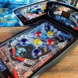 Galaxy retro Pinball de sobremesa con contador electrónico