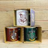 Tazas casas de la escuela Hogwarts