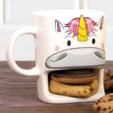 Taza Galletero Unicornio
