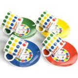 Tazas de café, Twister (Pack 4)