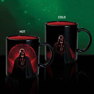 Taza Estrella de la muerte Darth Vader cambia de color