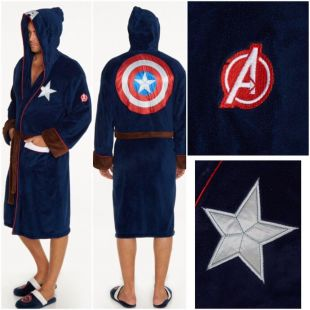 Albornoz Capitán América Civil War
