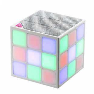 Altavoz Bluetooth Cube