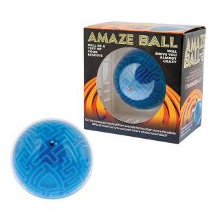 Amaze Ball, el laberinto esférico