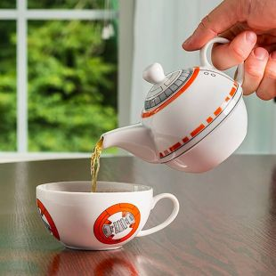 Juego de té droide BB-8 de Star Wars