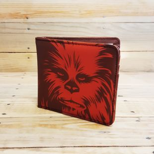 Billetero monedero Chewbacca Star Wars