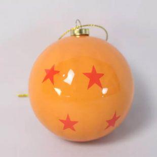 Bola de navidad diseño Bola de Dragón 4 estrellas, de Dragon Ball
