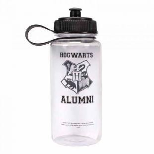 Botella de Agua deportiva Hogwarts con boquilla, de Harry Potter